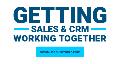 Getting Sales and CRM Working Together image