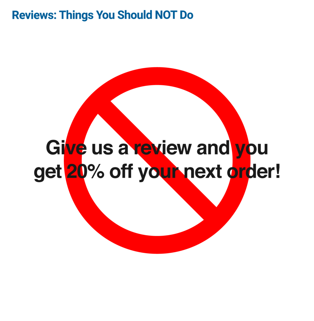 Review Incentives